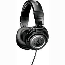 Audio-Technica ATH-M50 Professional Studio Headphones Straight Cable w/ Case