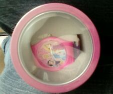 Disney princess watch in a tin