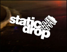 Statico DROP JDM Decalcomania Adesivo Vinile, VW JAPAN euro DRIFT MAZDA DIVERTENTE TRACK RACE