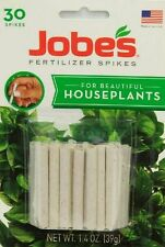 Jobes House Plants Fertilizer Spikes Plant Food 30 Ct