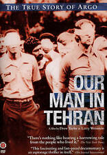 Our Man in Tehran (DVD, 2015) The True Story of Argo