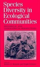 Species Diversity in Ecological Communities