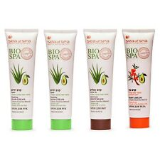 Sea Of Spa Bio Dead Sea  2 Hand Cream + 1 Foot Cream + 1 Body Cream Set 100ml