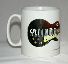 Guitar Mug. Pete Townshend's Gibson Les Paul #5 illustration.