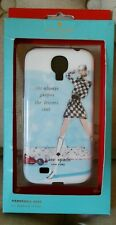 "Kate Spade New York ""she always prefers the drivers seat"" Samsung Galaxy Case"