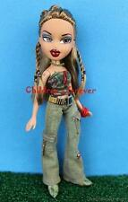 MGA Bratz Wild Life Safari Doll Fianna Dressed W Fashion Outfit Long Hair 2004