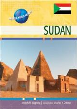 Sudan (Modern World Nations)-ExLibrary