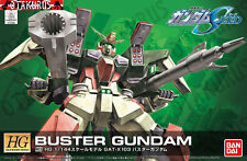 GAT-X103 Buster Gundam Seed High Grade Remastered1/144 Model Bandai Japan