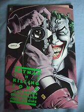 Batman: The Killing Joke. Alan Moore, Brian Bolland, 1988, 1st Print, Titan