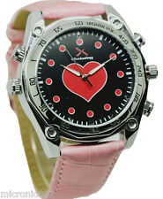 Lady Spy Watch Full 1080p HD Video Camera DVR with Night Vision & Voice Recorder
