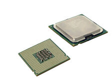 Processeur CPU Intel Core 2 duo E7500  2.93Ghz 3Mo 1066Mhz LGA775 Pc
