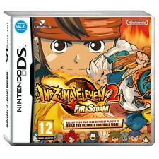 Inazuma Eleven 2 Firestorm Game DS Brand New