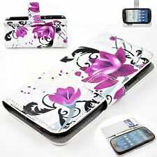 Flip Leather Wallet Case Card Slots Phone Cover For Samsung Galaxy S3 III i9300