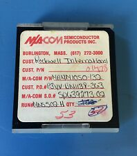 MA4M1050-132 MA-COM SEMICONDUCTOR MNS MICROWAVE CHIP CAPACITOR 53/units
