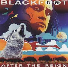 CD BLACKFOOT - After The Reign / Southern Rock USA 1994 / Lynyrd Skynyrd