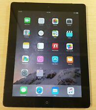Apple iPad 3rd Generation 32GB, Wi-Fi + Cellular 4G (Verizon), 9.7in - Black