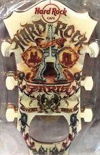 Hard Rock Cafe Paris Opener V7 Love All Serve All Guitar Head Magnet Bottle