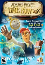 Mortimer Beckett and the Time Paradox  PC Game Win XP Vista 7 8 10   Brand New