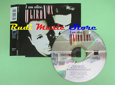 CD singolo ULTRAVOX i am alive 1992 italy DSB DSBCS 163 (S17) no mc lp vhs dvd