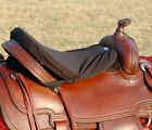 CASHEL CRUSADER CUSHION SEAT SADDLE WESTERN THICK LUXURY HORSE TACK TUSH CUSH
