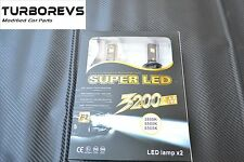 CANBUS H7 6000K LED Luz De Conversión Kit Super brillante con CHIP OSRAM LED A2