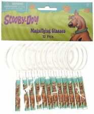 Scooby Doo Where Are You Magnifying Glass 12pcs Party Favors Pinata Fillers