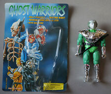 MOTU KO Super Ninja Original Toys 1985 Ghost Warriors Vintage GREEN NINJA #1