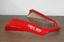 CARENAGE COQUE ARRIERE ROUGE pour DUCATI SUPERBIKE  * ORIGINAL (a)