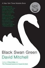 Black Swan Green by David Mitchell (2007, Paperback)