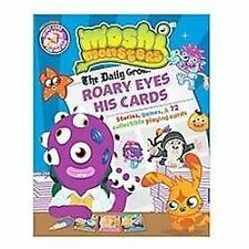 Moshi Monsters: Roary Eyes His Cards!: Stories, Games, & 72 Collectible Playing