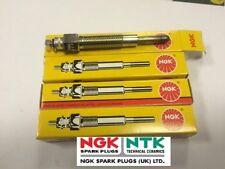 NGK GLOW PLUGS MERCEDES ML320 3.0 CDI  X6 6286 W164