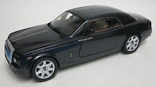 Kyosho 1/18 Rolls Royce Phantom Coupe (Darkest Tungsten) 08861TG   Diecast