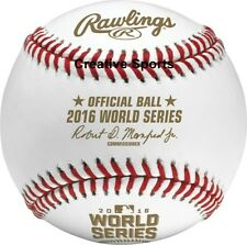 NEW! Rawlings Official 2016 MLB World Series Baseball Major League Game Ball