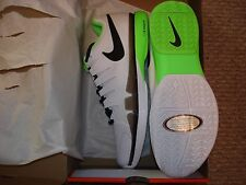 NIB Nike Federer ZOOM VAPOR 9.5 TOUR Tennis Shoes 631458-103 Size 12.0