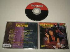 PULP FICTION/SOUNDTRACK/QUENTIN TARANTINO(MCA/MCD 11103)CD ALBUM