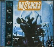 Buzzcocks French Live CD NEW SEALED 1998 Punk Boredom+
