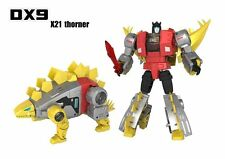 DX9 Transformers X21 Thorner 10cm Figure New