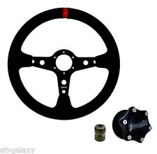 Dragonfire Racing Quick Release SHALLOW Steering Wheel Kit RZR XP1000 Turbo 2016