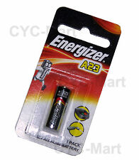 1 pc x Energizer A23 (BP1) Car Remote Batteries FREE POST World-wide