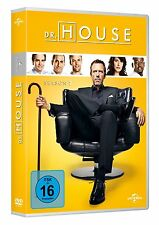 6 DVDs * DR. HOUSE - STAFFEL / SEASON  7 # NEU OVP +