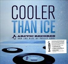 V/A - Cooler Than Ice: Arctic Records And The Rise Of Philly Soul NEW BOX SET