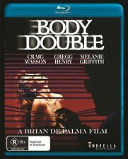 Body Double USED Blu-Ray Region B