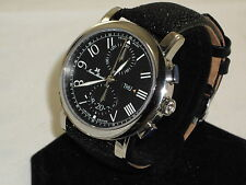 """JEAN MARCEL """"CLARUS"""" Collection - Valjoux 7750 - Limited Edition No. 005/300"""
