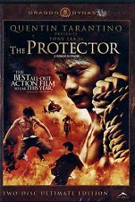 NEW  2DVD SET //THE PROTECTOR // QUENTIN TARANTINO // DRAGON DYNASTY // ONG-BAK