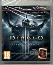 Diablo III 3 Reaper of Souls Ultimate Evil Edition 'New & Sealed'  *PS3*