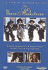 The Three Musketeers And The Four Musketeers - (BLU-RAY) - New