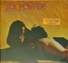 VANGELIS PAPATHANASSIOU: Sex power (1970); Music on Vinyl MV037; soundtrack; LP