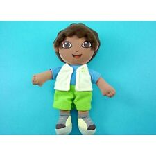 "CUTE Dora the Explorer Go Diego Go 8"" Plush Soft Toy Doll + GIFT"