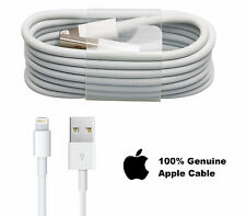 Lots Of 10 New Authentic Original Apple iPhone 6 5s Lightning USB Data Cable