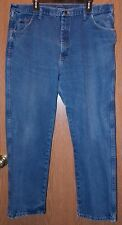 Mens Rustler Classic Jeans Size 42 x 31 very worn